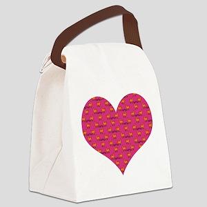 LLAMAS Canvas Lunch Bag