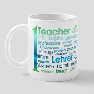 # 1 Teacher Mug