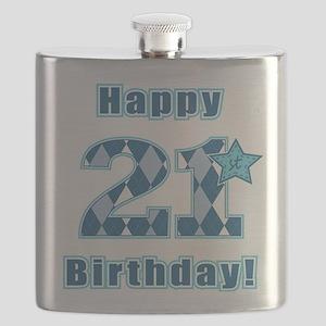 Happy 21st Birthday! Flask