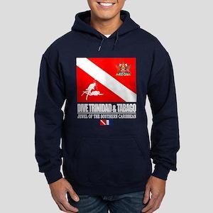 Dive Trinidad and Tabago Hoodie