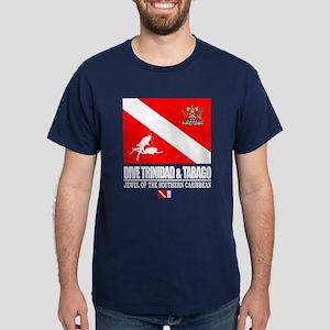 Dive Trinidad and Tabago T-Shirt