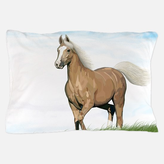 Cloud Palomino Pillow Case