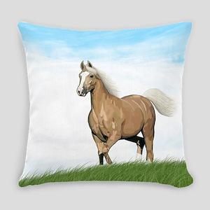 Cloud Palomino Everyday Pillow
