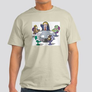 Chairman of the Toy Board Light Colors T-Shirt