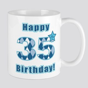 Happy 35th Birthday! Mug