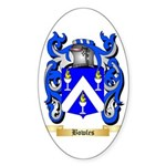 Bowles Sticker (Oval)