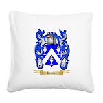 Bowles Square Canvas Pillow