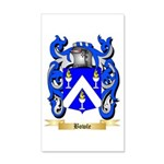 Bowle 20x12 Wall Decal