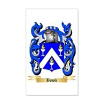 Bowle 35x21 Wall Decal