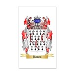Bowes 20x12 Wall Decal