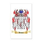 Bowes 35x21 Wall Decal