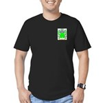 Bowers Men's Fitted T-Shirt (dark)
