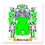 Bowerman Square Car Magnet 3