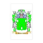 Bowerman Sticker (Rectangle)
