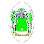 Bowerman Sticker (Oval 10 pk)