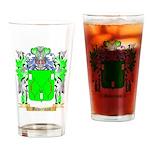 Bowerman Drinking Glass