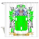 Bowerman Shower Curtain