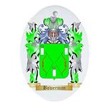Bowerman Ornament (Oval)