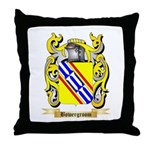 Bowergroom Throw Pillow