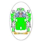Bower Sticker (Oval 10 pk)