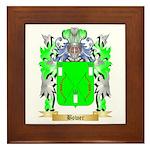 Bower Framed Tile