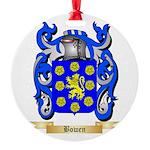 Bowen Round Ornament