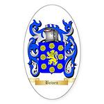 Bowen Sticker (Oval 10 pk)