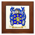 Bowen Framed Tile