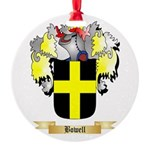 Bowell Round Ornament