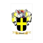 Bowell Sticker (Rectangle 10 pk)