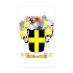 Bowell Sticker (Rectangle 50 pk)