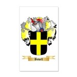 Bowell 20x12 Wall Decal