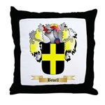 Bowell Throw Pillow