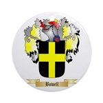 Bowell Ornament (Round)