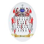 Bowe Ornament (Oval)