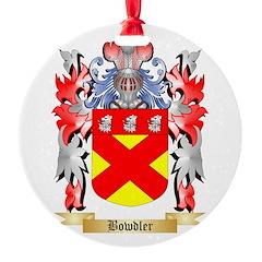 Bowdler Ornament