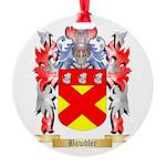 Bowdler Round Ornament
