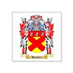Bowdler Square Sticker 3