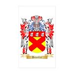 Bowdler Sticker (Rectangle 50 pk)