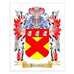 Bowdler Small Poster