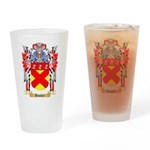 Bowdler Drinking Glass