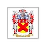 Bowdlear Square Sticker 3