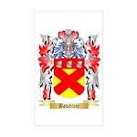 Bowdlear Sticker (Rectangle)