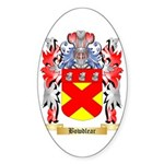 Bowdlear Sticker (Oval 10 pk)