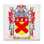 Bowdlear Tile Coaster