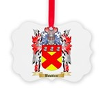 Bowdlear Picture Ornament