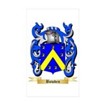 Bowden Sticker (Rectangle 10 pk)