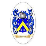 Bowden Sticker (Oval 10 pk)