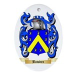 Bowden Ornament (Oval)