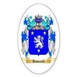 Bowcock Sticker (Oval 50 pk)